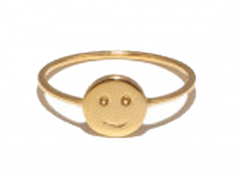 Anillo midi b happy