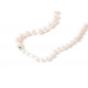 Collar B Pearls Lucky Eye Green