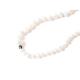 Collar B Pearls Lucky Eye Black