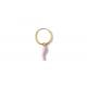 Pendiente B Cornicello pink