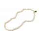 Collar b pearls virgin green
